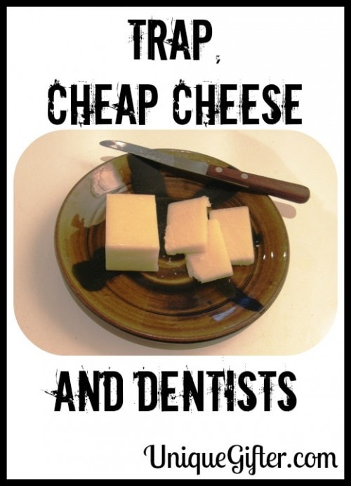 Trap, Cheap Cheese and Dentists