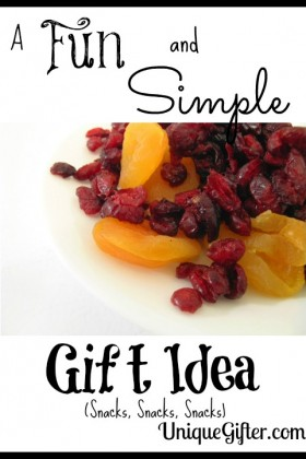 A Fun and Simple Gift Idea