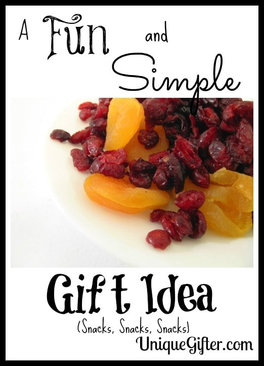 A Fun and Simple Food Gift