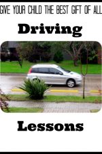 driver's lessons