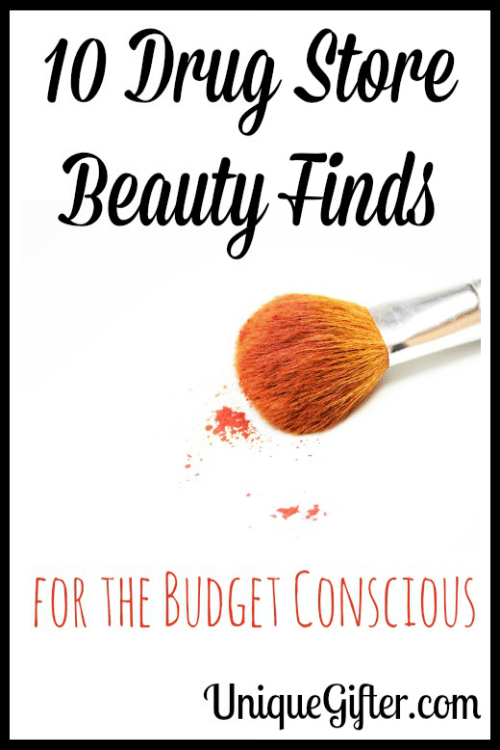 10 drug store beauty finds forthe budget conscious