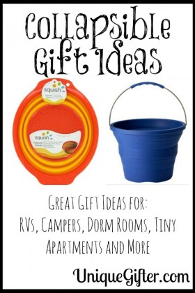 Collapsible Gift Ideas for RVs, Campers, Dorms and More