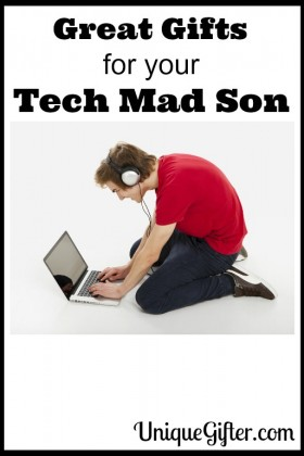 Great Gifts for your Tech Mad Son