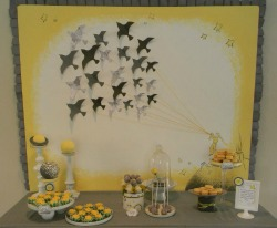 """The Little Prince"" Themed Baby Shower"