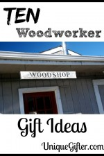 woodworker gift ideas