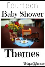 14 Baby Shower Themes