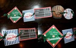 Baby Shower :: Baseball Theme