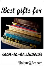 Best gifts for soon to be students