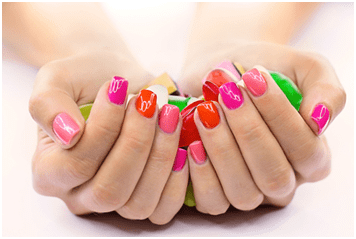 Certification of Nail Spa