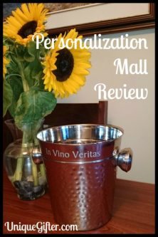 Personalized Ice Bucket Review