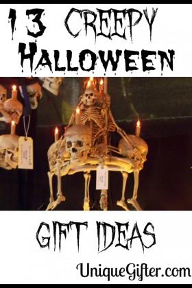 13 Creepy Halloween Gift Ideas