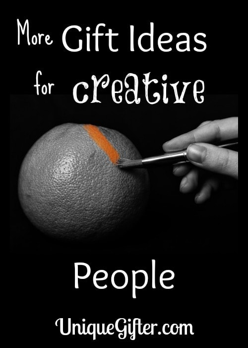 More Gifts for Creative People