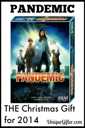 Pandemic - The Christmas Gift for 2014
