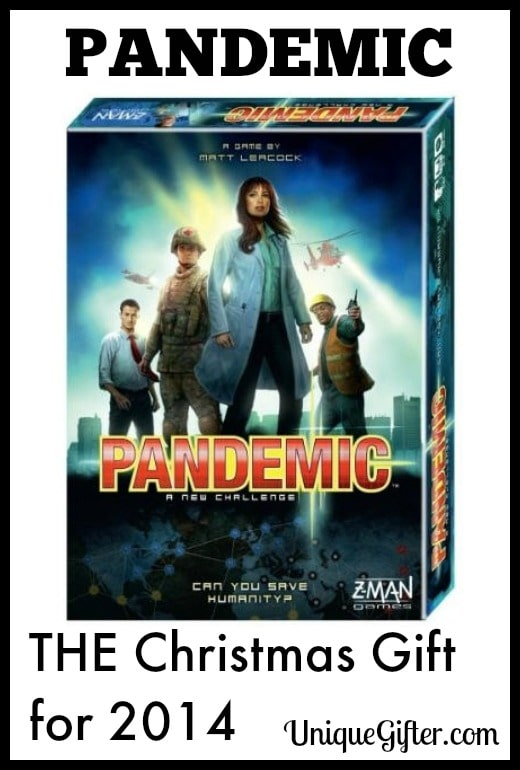 Pandemic: THE Gift for Christmas 2014