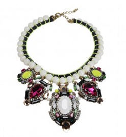 Zoe Necklace by LK Designs