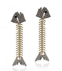fish earrnings