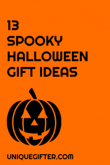 13 Spooky Halloween Gifts
