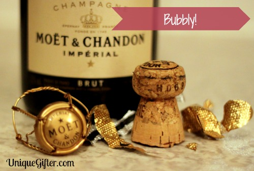 Engagement Gift Bubbly
