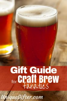 Gift Guide for Craft Brew Fanatics