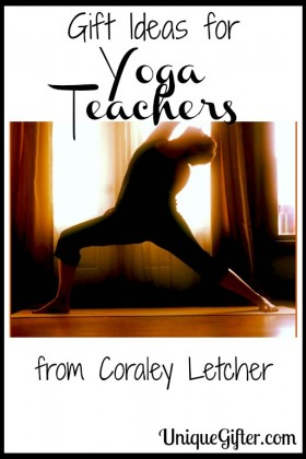 Gift Ideas for Yoga Teachers