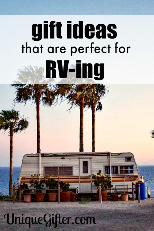 Great collapsible gift ideas that are perfect for RVing. I finally found something my grandparents can use!