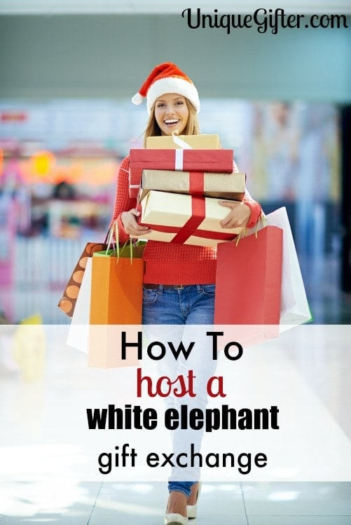 How to Host a White Elephant Gift Exchange