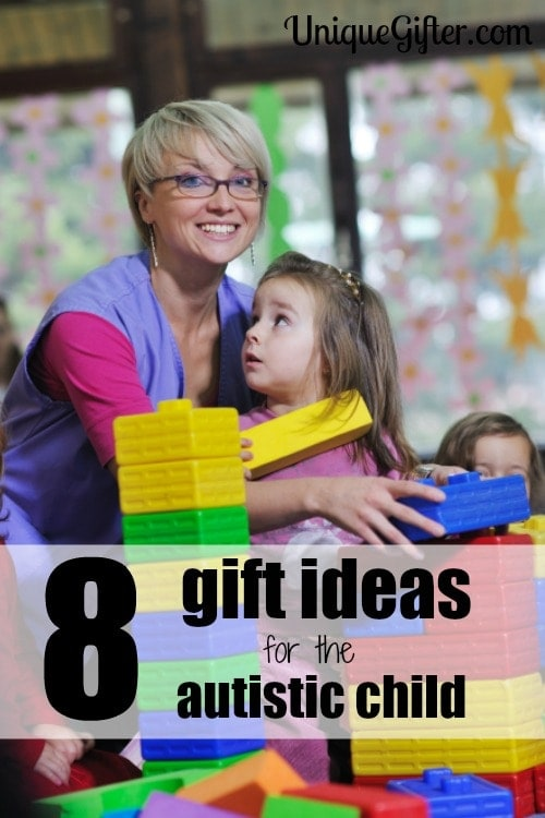 Stuck for gift ideas for the autistic child? Here are 8 to help you out.