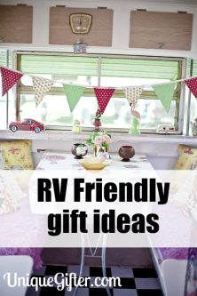 These collapsible gift ideas would fit into the VW van, I want them as birthday presents!
