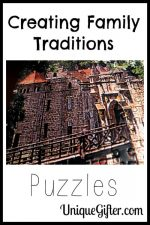 Creating Family Traditions - Puzzles
