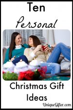 Ten Personal Christmas Gift Ideas