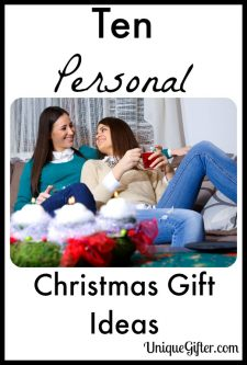 10 Personal Christmas Gift Ideas