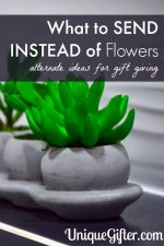 What to Send Instead of Flowers