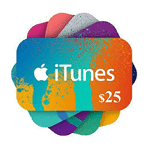 you can't go wrong with iTunes gift cards - Road Trip Care Package Ideas
