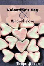 Valentine's Day and Sharethelove