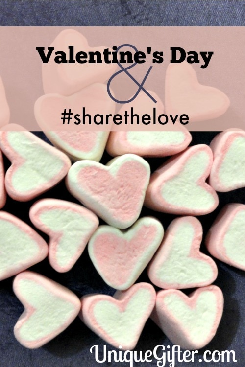 Valentine's Day and Sharethelove