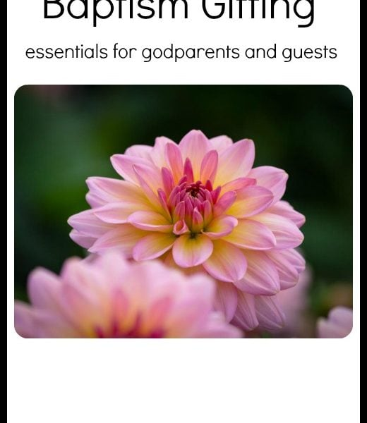 Baptism Gifting: Essentials for Godparents and Guests