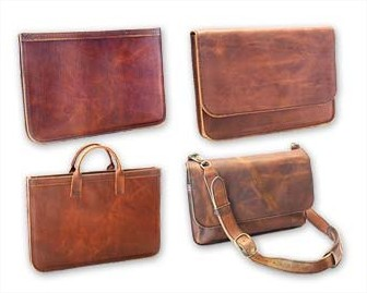 Renaissance Art Leather Laptop Cases - leather 3rd anniversary gifts for him