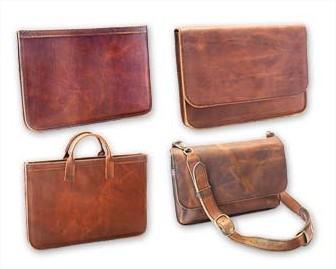Renaissance Art Leather Laptop Cases