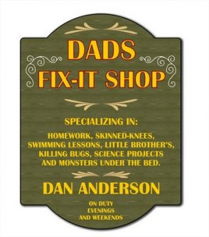 Dads Fix It Shop Sign - Google Chrome