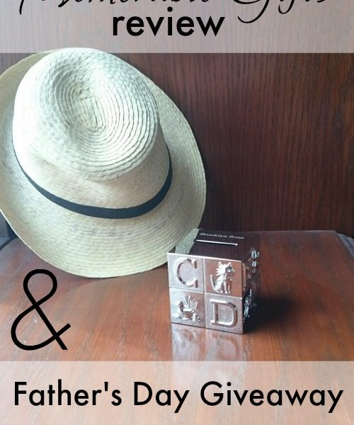 Memorable Gifts Review + Father's Day #Giveaway