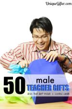 50 Male Teacher Gifts