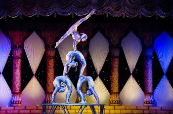 101 Screen Free Gifts for Teens - Cirque de Soleil Tickets