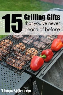 15 Grilling Gifts You've Never Seen Before