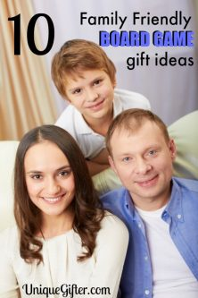 10 Family Friendly Board Game Gifts