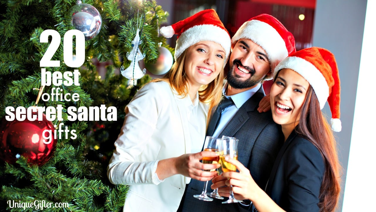 20 best office secret santa gifts unique gifter - Secret santa gifts office ...