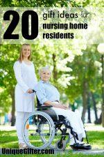 20 Gift Ideas for Nursing Home Residents