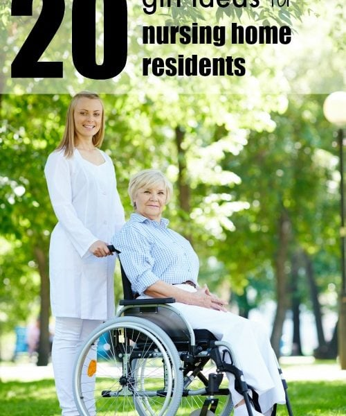 20 Gift Ideas for Nursing Home Residents