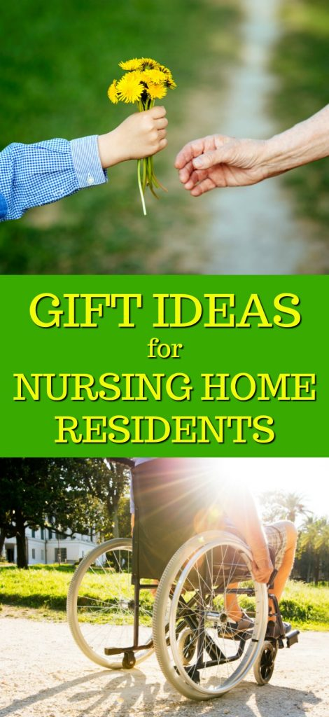 Gift Ideas for Nursing Home Residents | Gifts for the Elderly | Presents for Senior Citizens | Christmas Gifts for People in Nursing Homes | Birthday Gifts for Assisted Living Facility Resident