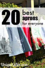20 Best Aprons for Everyone