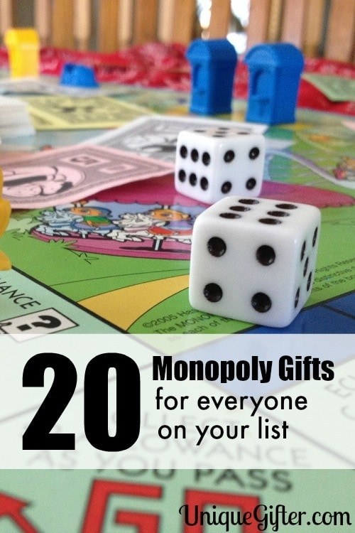 Monopoly Gifts for Everyone on Your List